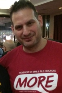Mike Schirtzer - MORE Tshirt