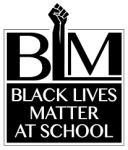 """Black Lives Matter at School"""