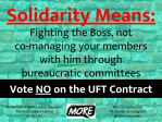 """""Solidarity means fighting the boss"""